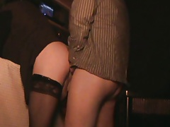 voyeur ample meatpipe Boyfriend making  his lil sissy superslut
