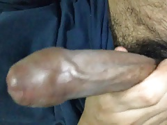 Immense indian uncircumcised dick