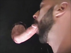 Blowing Penis Thru a Glory Fuck-hole