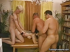 Mischievous  Have A Four way With Bisex Men