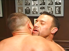 Italian Muscle Cub Jake Gianelli & Jim Sl