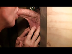 gloryhole gullet tickler