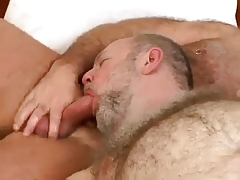 Hairy man chubs activity