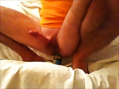 HD! FANTASTIC Anal invasion HANDSFREE  WITH CUMSHOT!