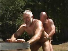 Daddies pounding