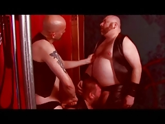 chub hunk in leather