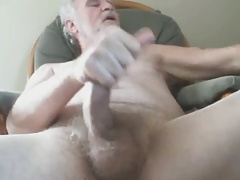 7 Daddies cuming and shooting their fountains furry hunk mature