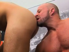 Fag  Super-naughty Office Culo Fucking