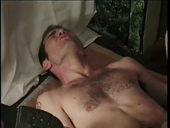 Two homosexual police officers rectal