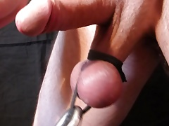 4lb of nut sack  Cock and ball torture