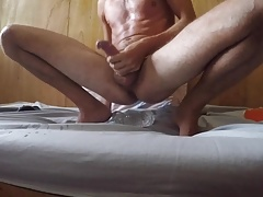 WOW MUST SEE !! Yam-sized Cum-shot Gigantic   Ass-fuck Ejaculation