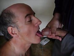 Terry Lavigne Facial cumshot