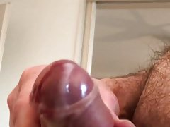 German Father flashes his  saucy cock!