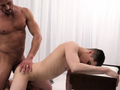MormonBoyz - Dad Penetrates Youngster No condom In Office