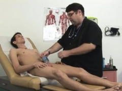 Free ginormous dick  doctor pornography I had him sit on the exam