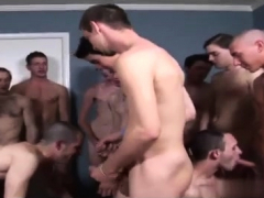 Faggot  live pecker fuck-fest flick Brendan Shaw IS IN THE MOOD