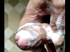 Hairy Age-old Sweltering Indian Uncaring Outstanding Cum