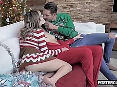 Bisexual MILF overprotect parcelling husbands load of shit yon a teen